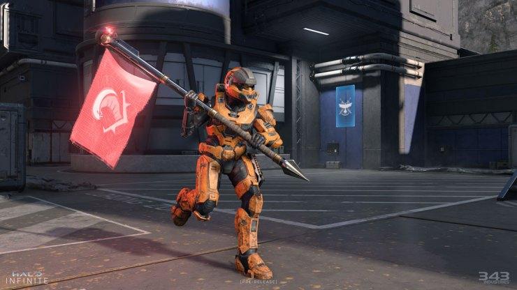 Halo Infinite beta multijugador prueba técnica