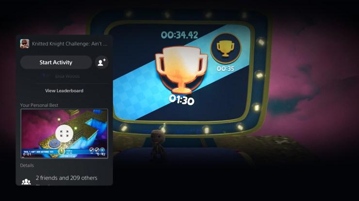 PS5 PlayStation 5 actualización software sistema septiembre 2021