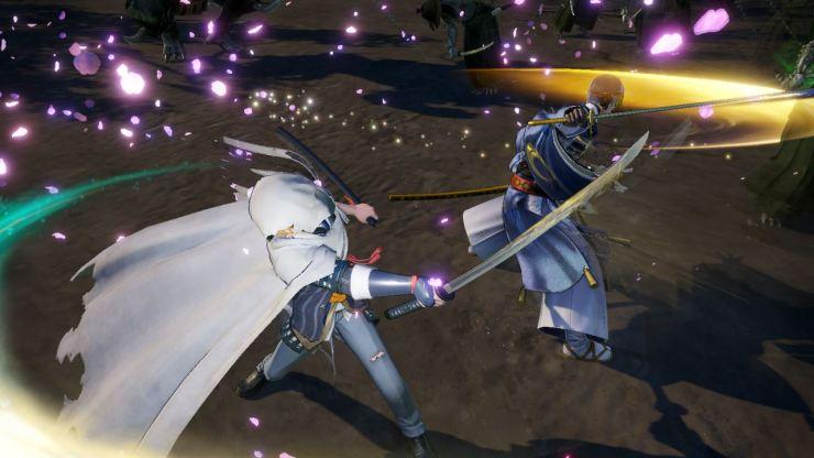 Touken Ranbu Warriors de qué trata jugabilidad historia fecha lanzamiento