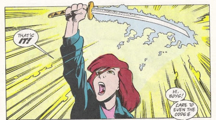 De damisela en apuros a guerrera ninja, la evolución de April O'Neil con las Tortugas Ninja shredder's revenge nickelodeon brawl (TMNT)