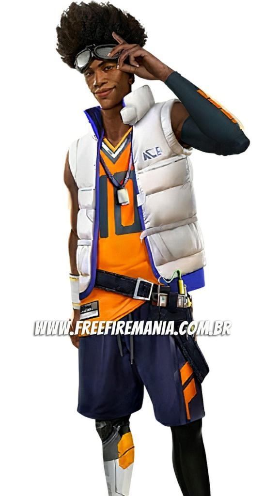 Primera mirada a León, el personaje de Free Fire inspirado en LeBron James