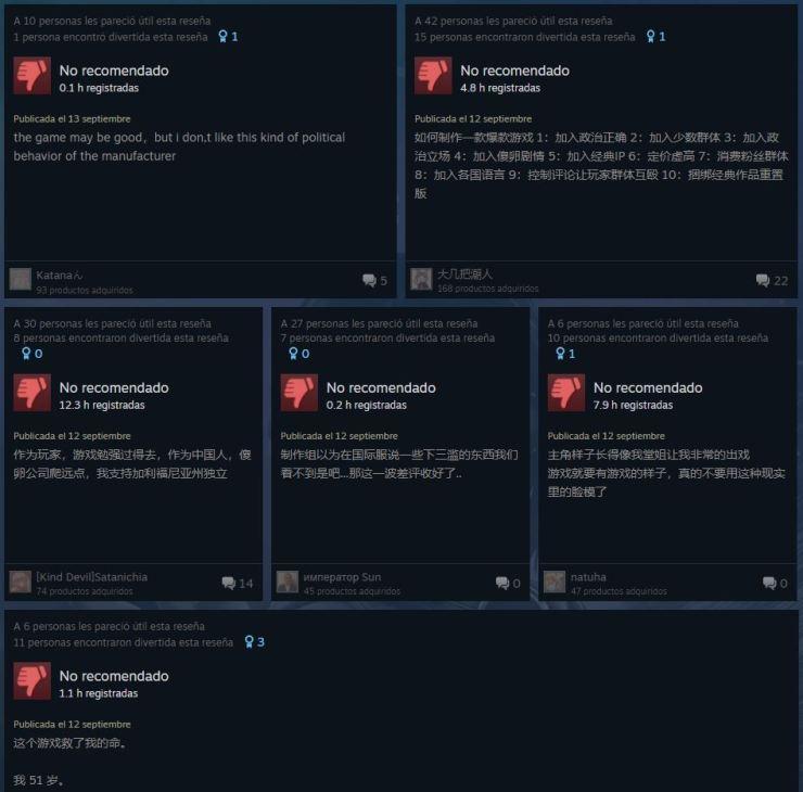 """Jugadores de China tratan de """"sabotear"""" las reseñas de Life is Strange: True Colors por la bandera del Tíbe"""