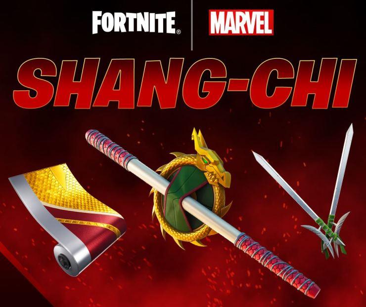 Fortnite: el atuendo de Shang-Chi ya está disponible