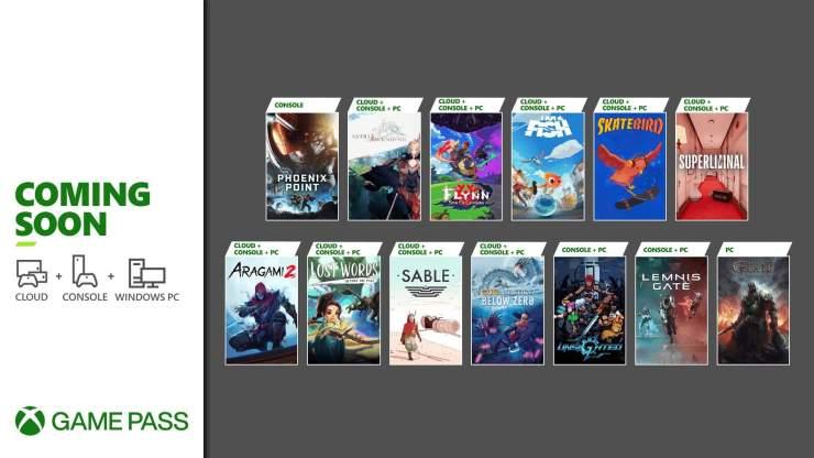 Xbox Game Pass: los juegos que llegan y se van en la segunda mitad de septiembre de 2021