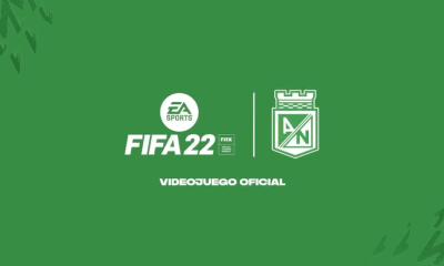 EA Sports firma una alianza con el equipo de fútbol colombiano Atlético Nacional de Medellín, Colombia