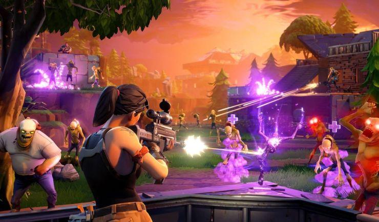 Fortnite película fecha estreno producción historia Epic Games
