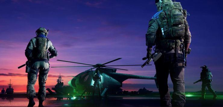 Conozcan Hazard Zone, el nuevo modo de juego de Battlefield 2042