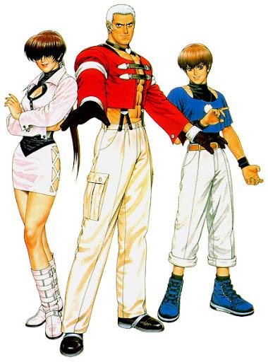 La historia del Team Orochi en KOF XV explica por qué Shermie, Yashiro y Chris siguen vivos