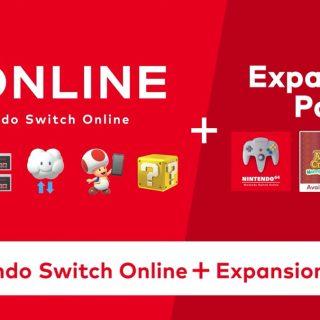 Nintendo Switch Online + Expansion Pack: precios, lanzamiento y controles