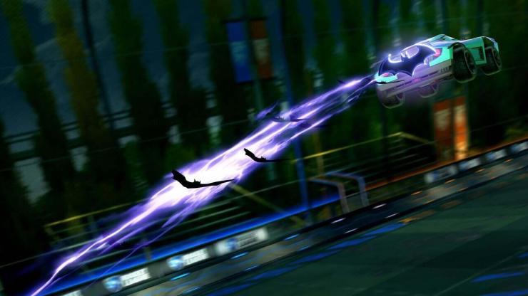 Rocket League: el invitado al evento de Halloween 'Haunted Hallows' es Batman