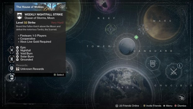 Destiny Weekly Nightfall June 9