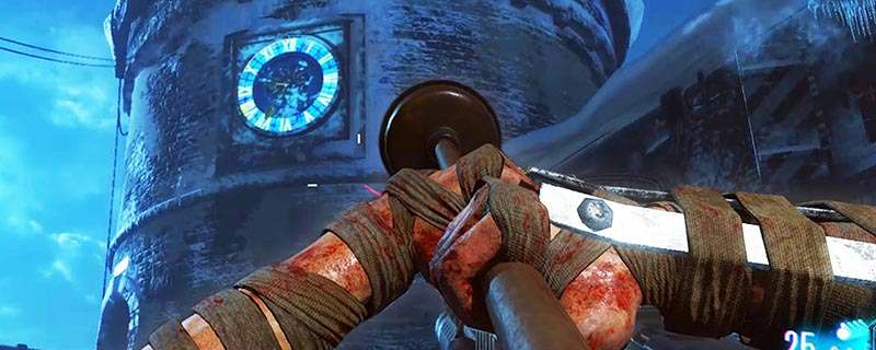 Der Eisendrache How To Get Plunger Weapon And Time Travel Black