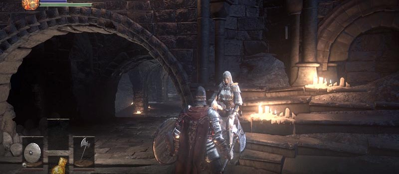 Dark souls 3 Sirris of the Sunless Realms Armor Location and