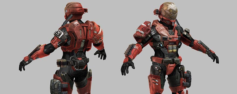 Halo 5 Guardians Shows Infection Maps – GamerFuzion