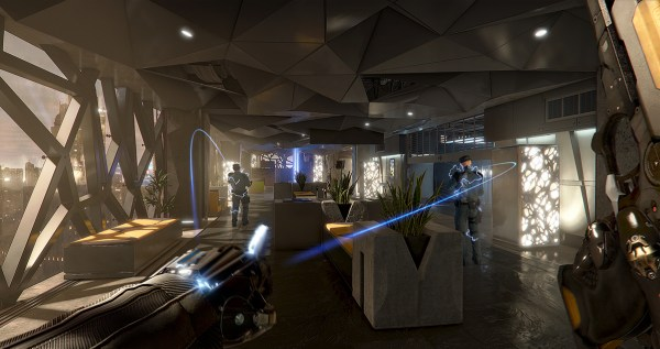 Deus Ex Mankind Divided review 2