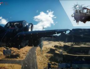 Final Fantasy XV How to Unlock Regalia Type-F Flying Car