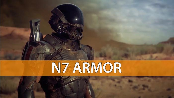 N7 Armor Mass Effect Andromeda: How To Get N7 Armor In Mass Effect Andromeda