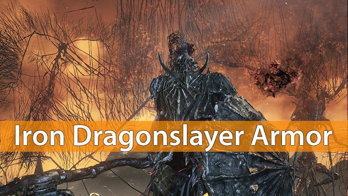 Dark Souls 3 The Ringed City Iron Dragonslayer Armor Set Location Gamerfuzion How to cheese dragonslayer armor in ds3. ringed city iron dragonslayer armor set