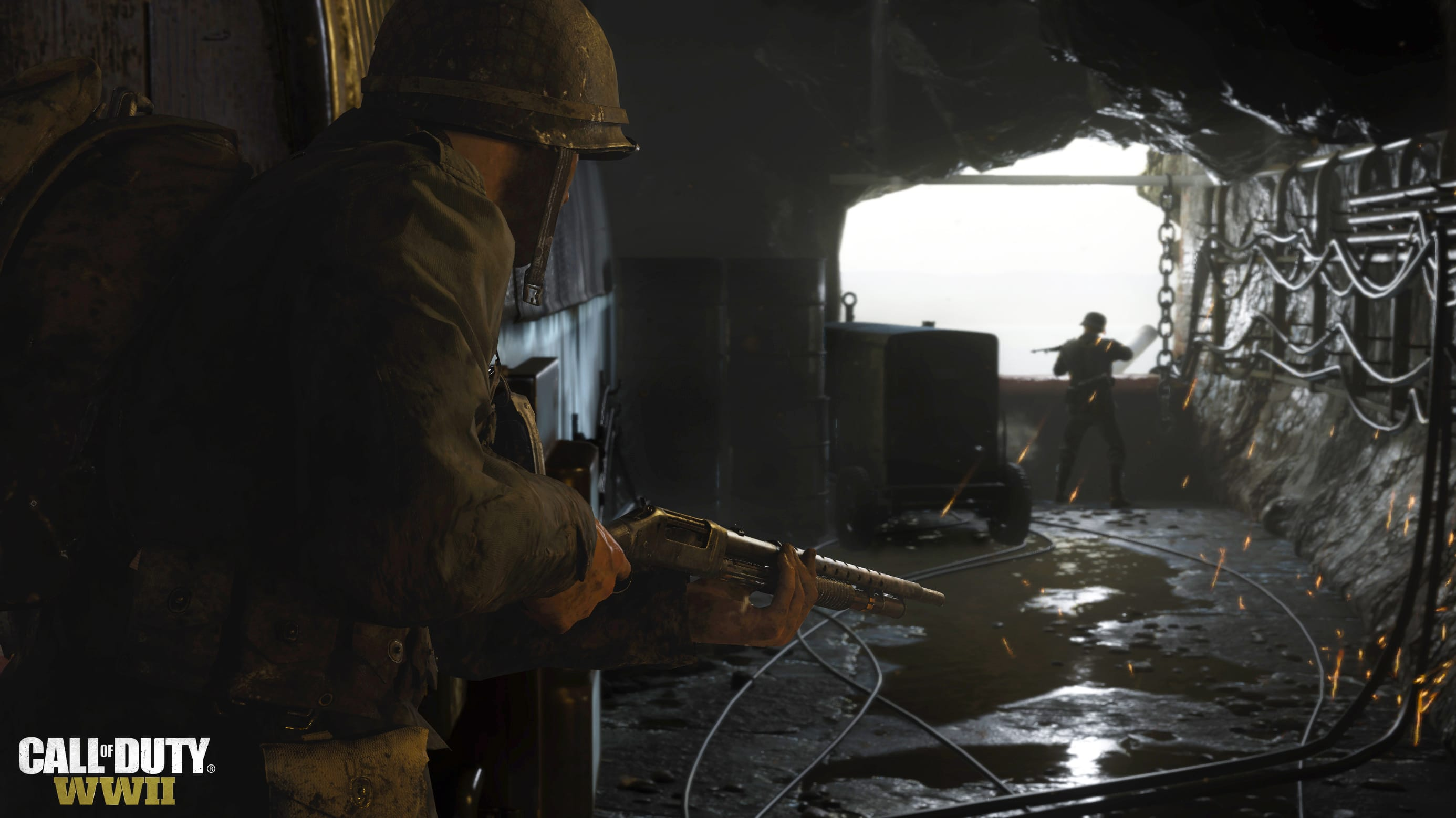 Call Of Duty Ww2 Screenshots And Wallpaper Gamerfuzion