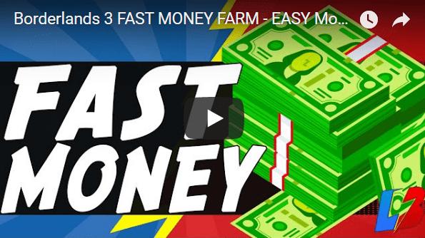 borderlands 3 best money farming guide
