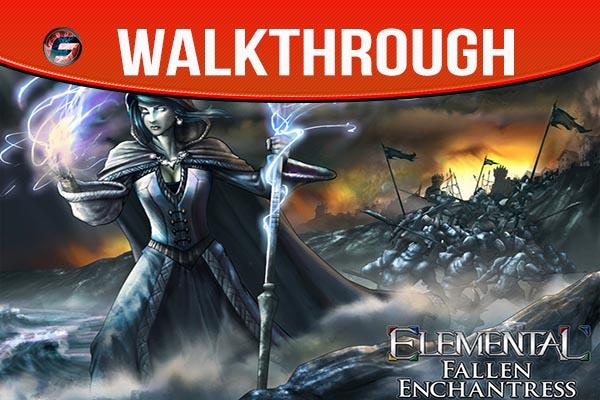 Elemental Fallen Enchantress Walkthrough