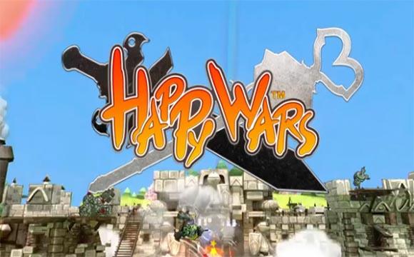 Happy Wars walkthrough