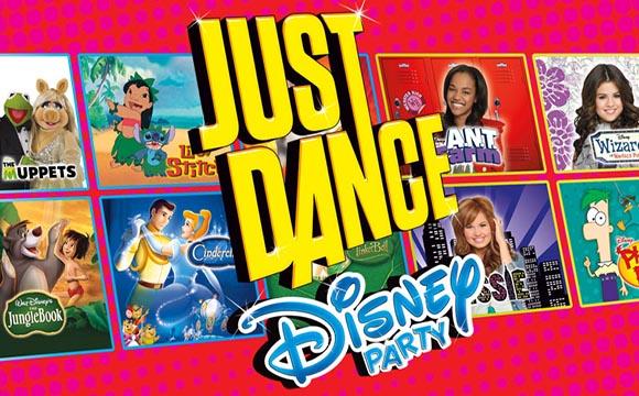 Just Dance Disney Party walkthrough