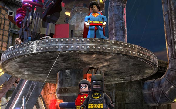 Lego Batman 2 Dc Super Heroes Unlock All Characters Team Building Guide Gamerfuzion
