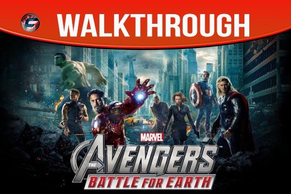 Marvel Avengers Battle for Earth Walkthrough