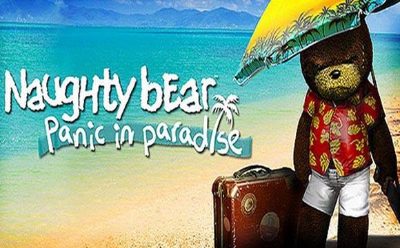 Naughty Bear Panic In Paradise walkthrough