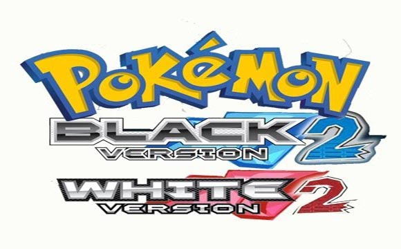 Pokemon Black 2 and White 2