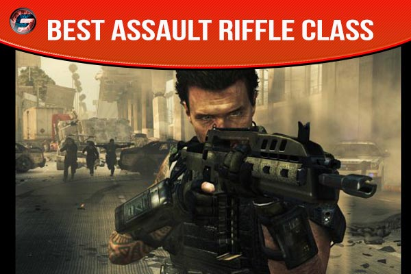 black ops 2 best assault riffle