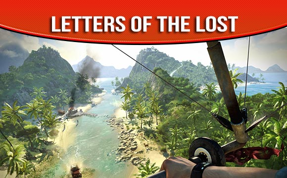 far cry 3 letters of the lost