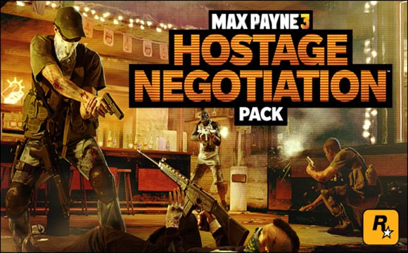Max Payne 3 Hostage Negotiation DLC