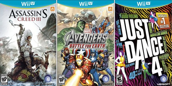 Wii U Covers Are Real Says Ubisoft
