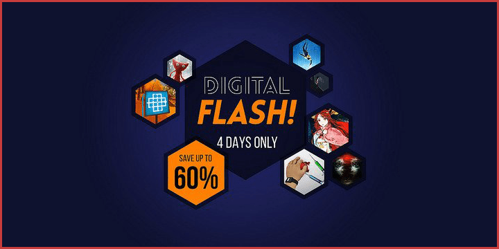 Digital Flash Playstation Store