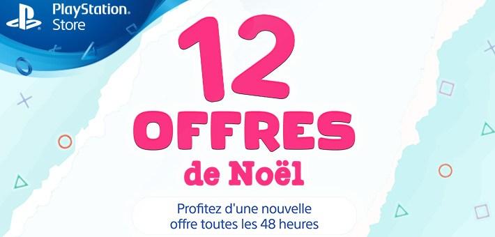 12 offres de Noël