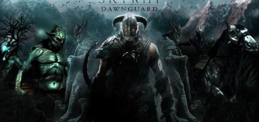 The Elder Scrolls V Skyrim DLC Dawnguard