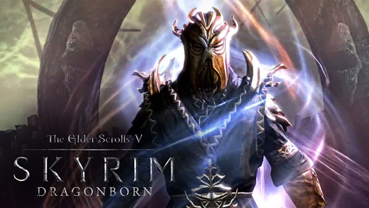 The Elder Scrolls V Skyrim DLC Dragonborn