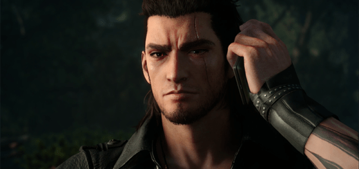 Final Fantasy XV DLC gladio