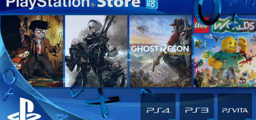 Playstation Store mise à jour 07 mars 2017