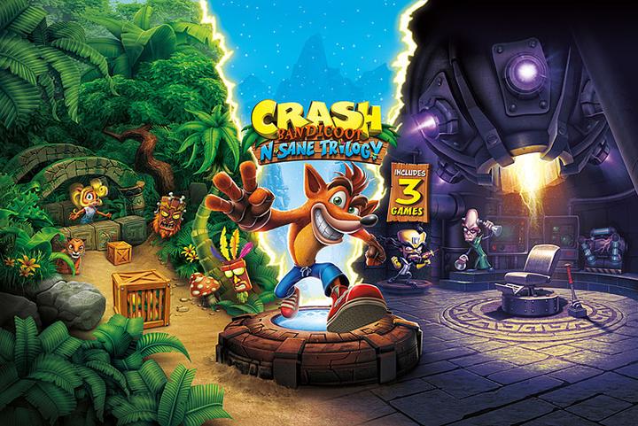 Crash Bandicoot guide des trophées