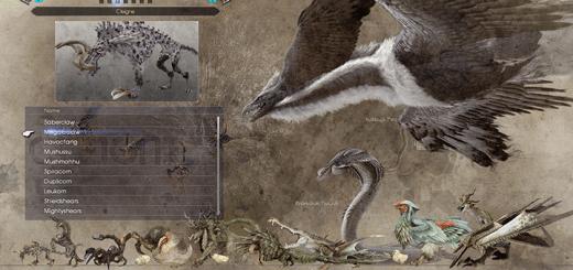 Final Fantasy XV bestiaire