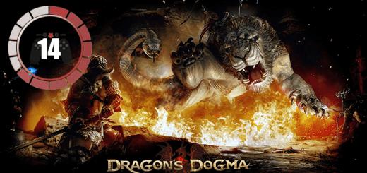 Dragon's Drogma Dark Arisen test