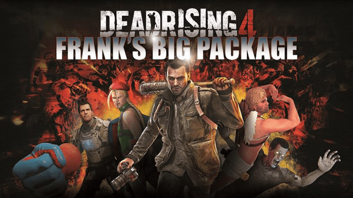 Guide des trophées de Dead Rising 4 : Frank's Big Package (PS4)