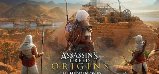 Assassin's Creed Origins The Hidden Ones DLC