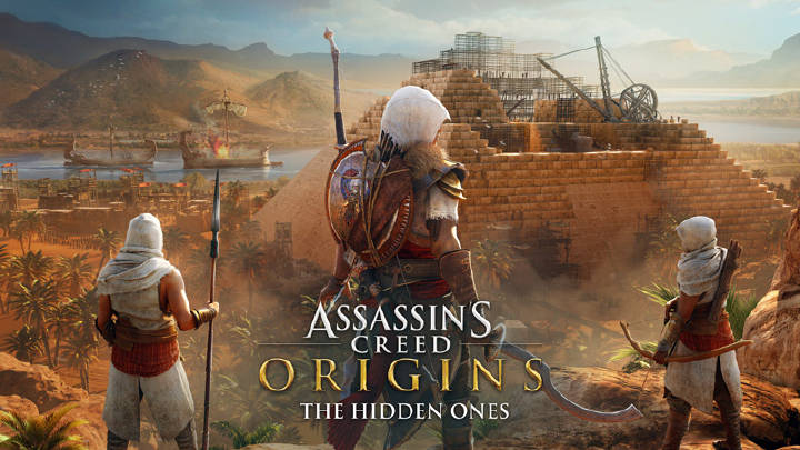 Assassin's Creed Origins The Hidden Ones DLC