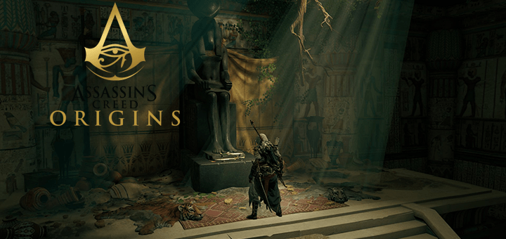 Assassin's Creed Origins The Hidden Ones