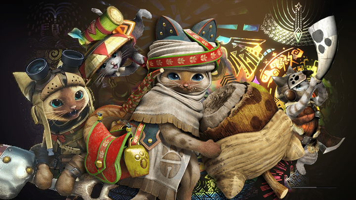 Monster Hunter World : Comment obtenir tous les gadgets du Palico