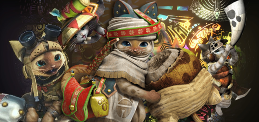 Monster Hunter World gadgets Palico